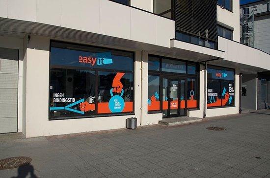 Easyfit Kristiansund midlertidig stengt